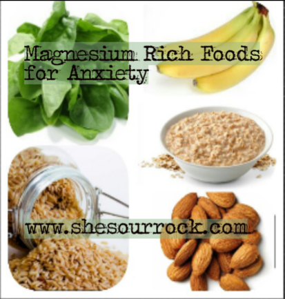 Magnesium Rich Foods for Anxiety