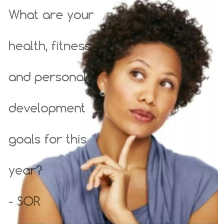 Personal Goals 2