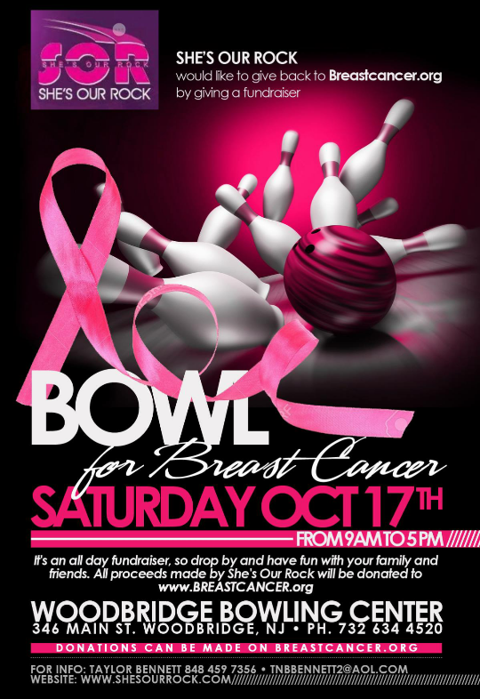 for cancer Bowling breast