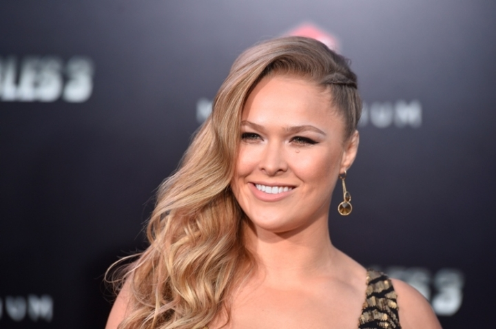 Ronda Rousey, via Design and Trend, Photo : Getty, retrieved Mar, 19, 2015, 07:44 AM Images/Frazer Harrison)