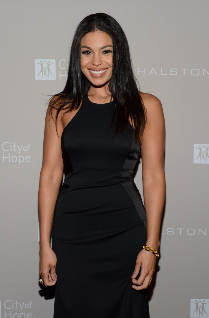 LOS ANGELES, CA - OCTOBER 10: Jordin Sparks attends City Of Hope Honors Halston CEO Ben Malka With Spirit Of Life Award - Red Carpet at Exchange LA on October 10, 2012 in Los Angeles, California. (Photo by Michael Kovac/Getty Images for City of Hope)
