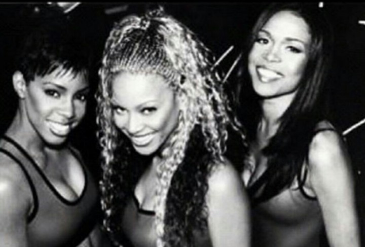 Michelle recently posted the group in a picture on Instagram for Throwback Thursday. @kellyrowland